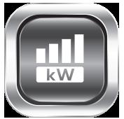 Putere maxima generator 8 kW