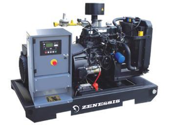 Generatoare de curent pe gaz