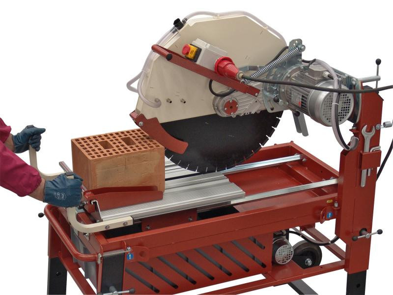 Masina de taiat materiale de constructii 70cm, 2.4kW, Sherpa - Raimondi-218AS230SD Raimondi