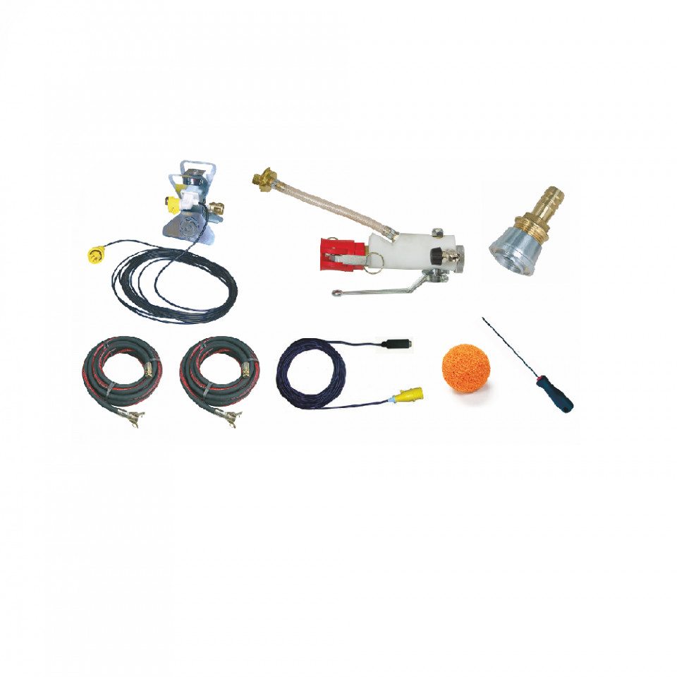 Kit injectare pentru Step 120 (230V/400V) IMER