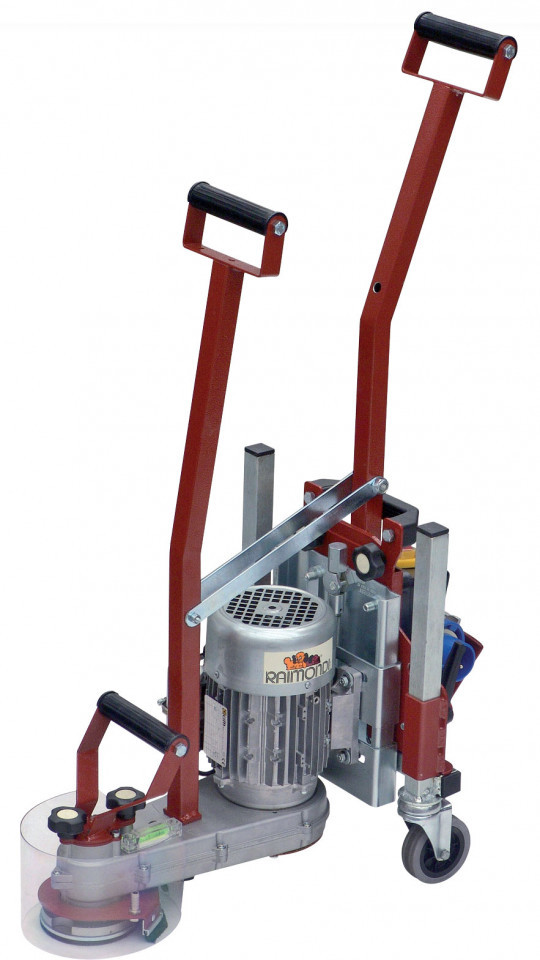 Masina de lustruit pardoseala 130mm, 1.1kW, Microtitina - Raimondi-206 Raimondi