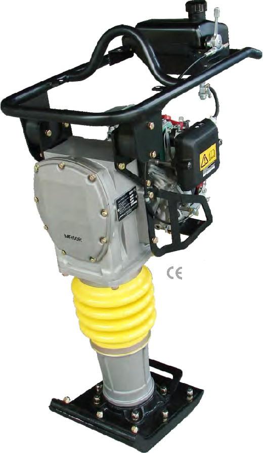 Masalta MR60R Mai compactor, Robin EH09, benzina MASALTA
