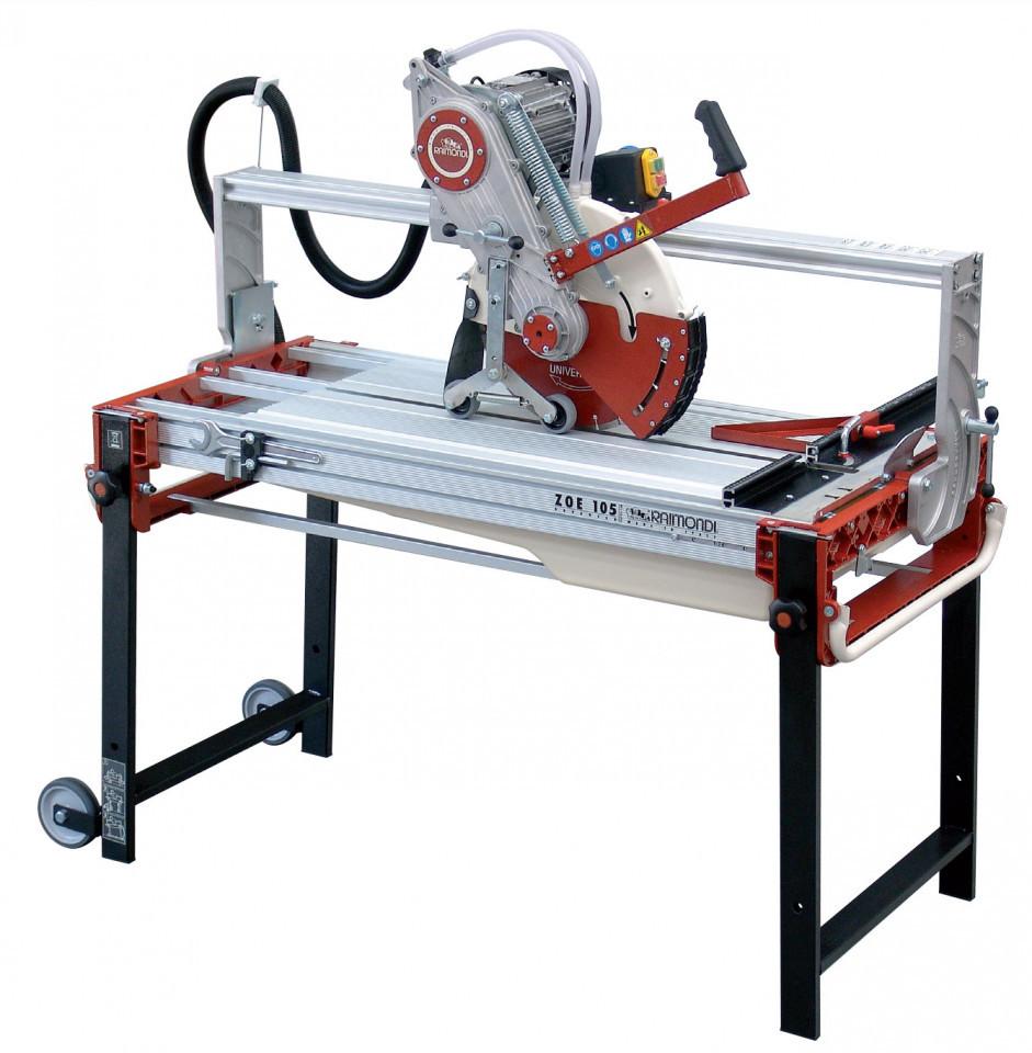 Masina de taiat gresie, faianta, placi 105cm, 2.2kW, Zoe 105 Advanced - Raimondi-420105AP Raimondi