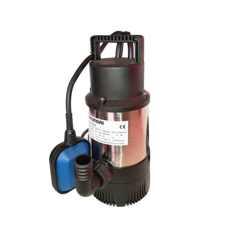 Pompa submersibila Hyundai EPHP800 pentru apa curata HYUNDAI