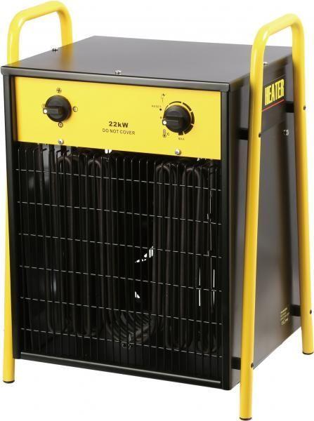 PRO 22 kW D - Aeroterma electrica INTENSIV, 400V Intensiv