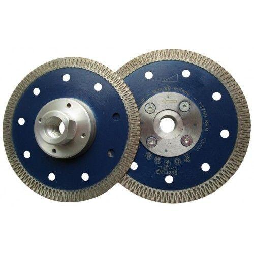 Disc diamantat Rapid, diam. 115mm - Super Premium - Placi ceramice dure Ceramic Expert