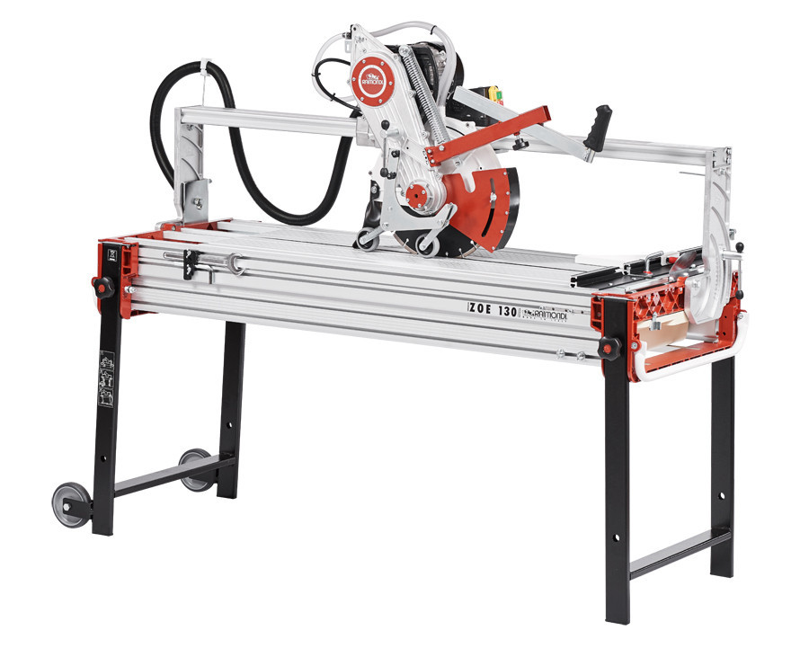 Masina de taiat gresie, faianta, placi 130cm, 2.2kW, Zoe 130 Advanced - Raimondi-420130AP Raimondi