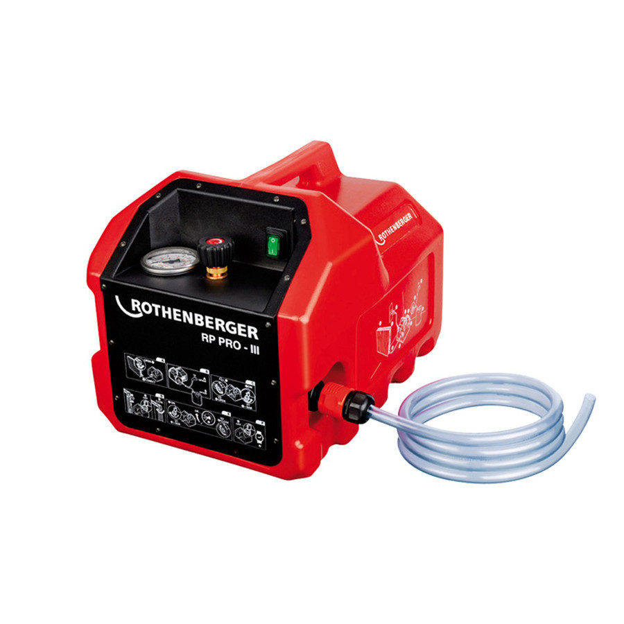 Rothenberger RP PRO III pompa de testare electrica Rothenberger