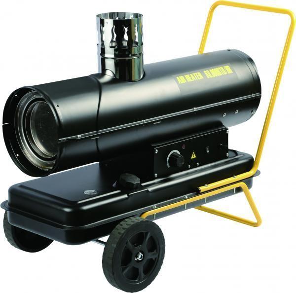 PRO 20kW I-Diesel - Tun de caldura pe motorina cu ardere indirecta Intensiv Intensiv