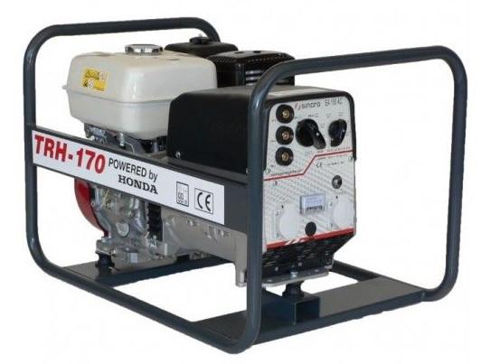 Generator de curent pentru sudură Honda TRH170, motor GX-270, monofazat, 5 kVA, 170AC Honda