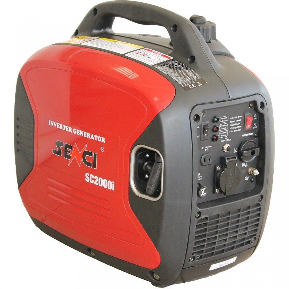 Imagine Generator De Curent Tip Inverter Senci Sc 2000is