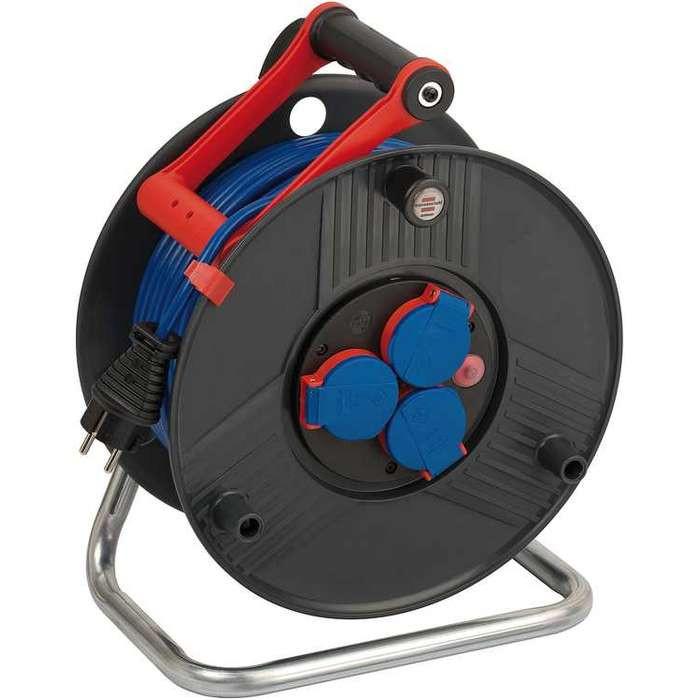 Derulator Garant IP44 50m ATN05V3V3F 3G1,5 [1209830] Brennenstuhl