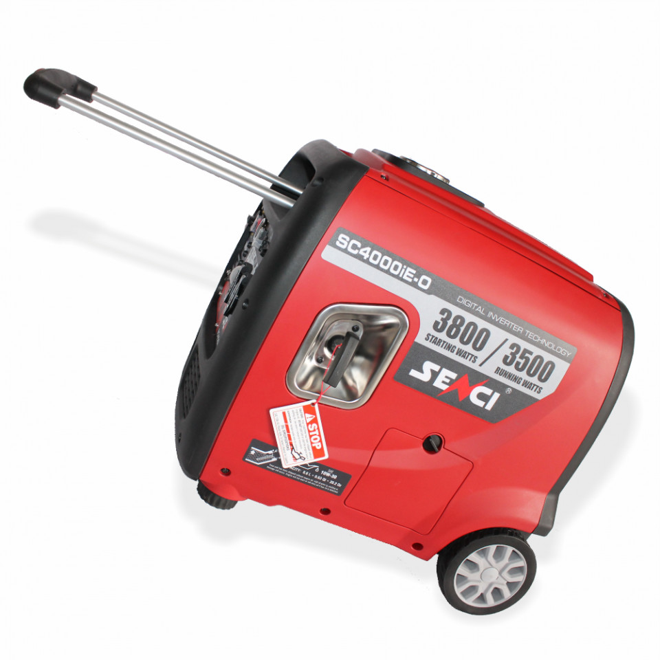Imagine Generator De Curent Inverter Senci Sc 4000ie o 3.8 Kw Maxim