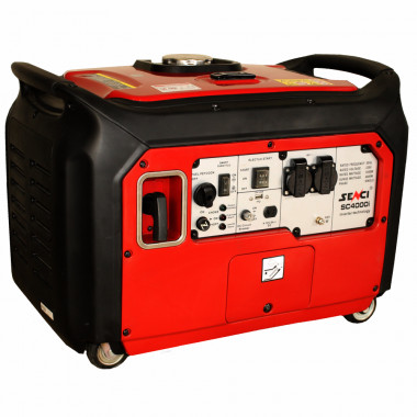 Imagine Generator Inverter De Curent 4.0 Kw Sc 4000i Senci