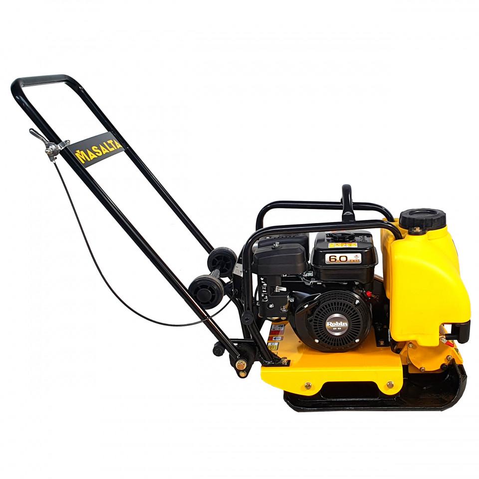 Masalta MSR90-3 Placa compactoare usoara, Robin EX17, benzina MASALTA