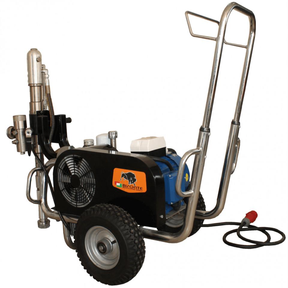 BIsonte Pompa airless hidraulica PAZ-9600E -debit-10 l/min Bisonte