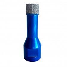 Carota diamantata, umpluta cu ceara, M14, diam. 8mm SUPER Premium Ceramic Expert