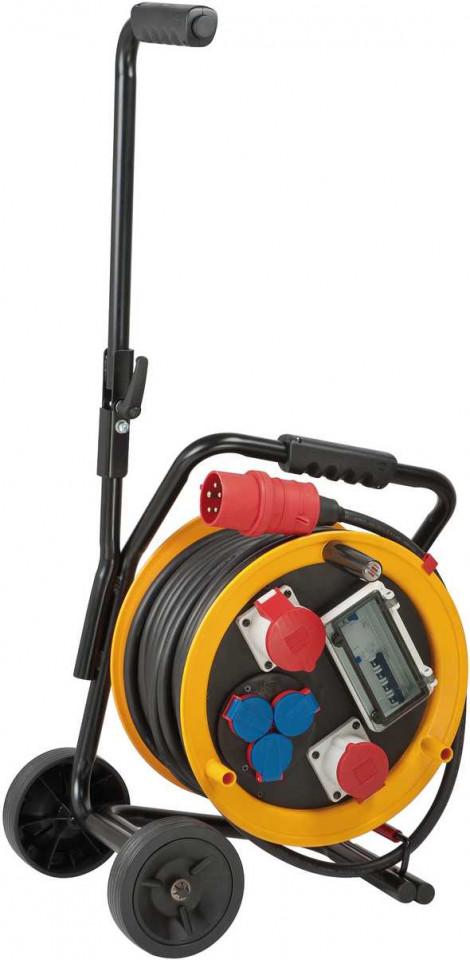 Derulator CEE 2 FI IP44 professional 30m H07RNF 5G4,0 [1319200] Brennenstuhl