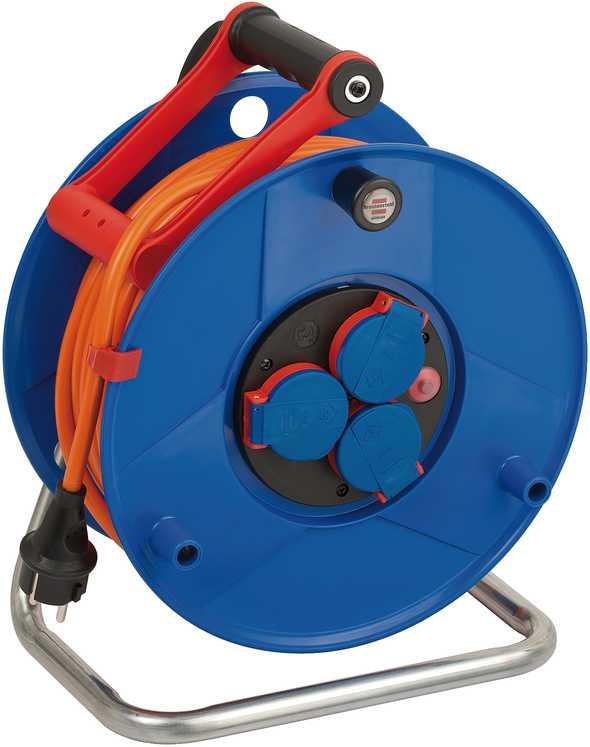 Derulator Garant IP44 40m ATN07V3V3F 3G15 [1208470] Brennenstuhl