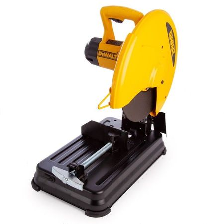Debitator metale stationar DeWalt D28730, 2300 W, 355x25.4 mm, disc abraziv