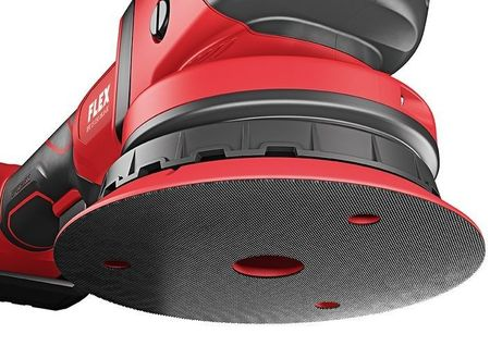 Masina de șlefuit polisat roto-orbitala cu acumulatori FLEX XFE 15-15 150 18.0-EC 5.0P Set