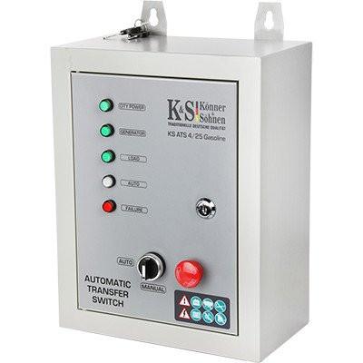Panou de automatizare pentru generatoare tip inverter KS ATS 4/25- Konner