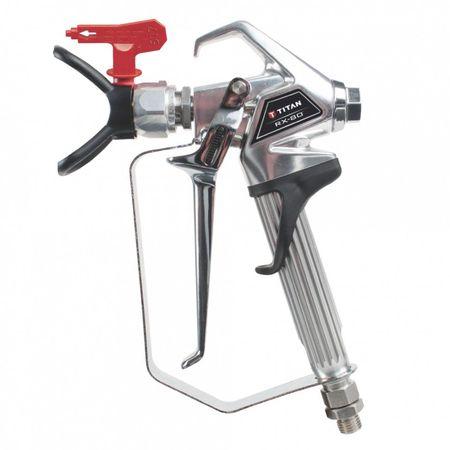 Pistol Titan RX80 max 250 bar pentru pompe de zugravit airless