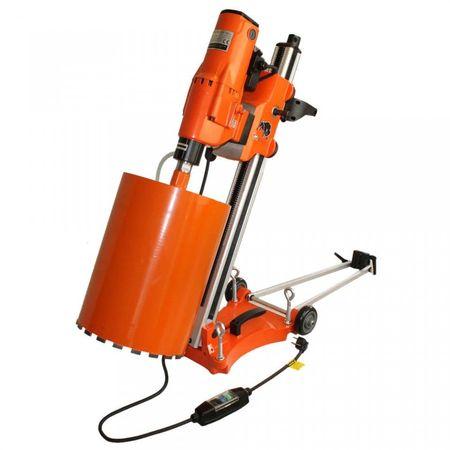 Masina de carotat Bisonte EC2800, carota 255 mm