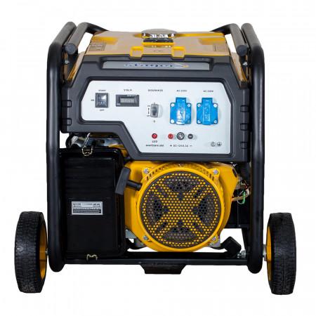 Stager FD 6500E generator open-frame 5kW, monofazat, benzina, pornire electrica