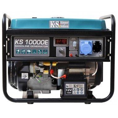 Generator de curent 8.0 kW, KS 10000E - Konner and Sohnen