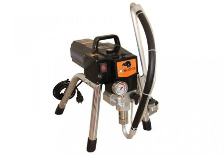 Pompa airless pentru zugravit vopsit PAZ 6321