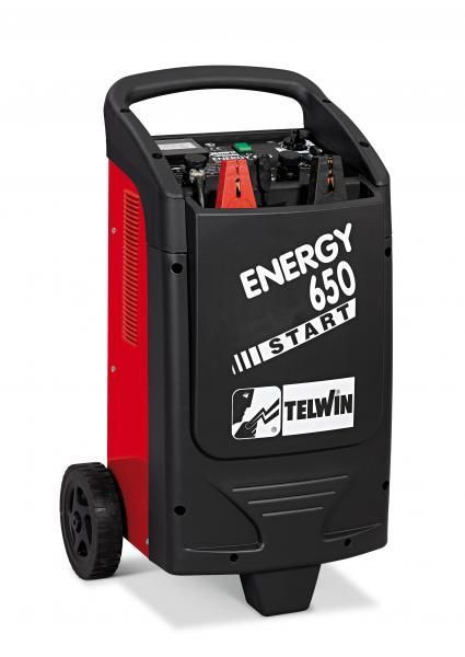 ENERGY 650 START - Robot pornire TELWIN