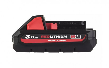 ACUMULATOR Milwaukee 3,0 AH M18™ HIGH OUTPUT 4932471069