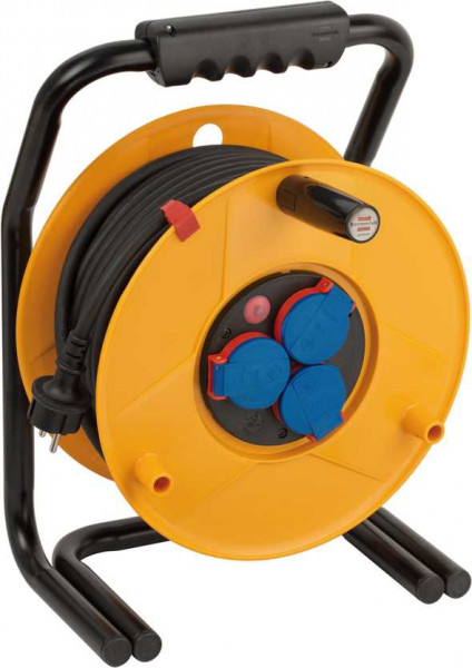 Derulator professional 40m H07RNF 3G2,5