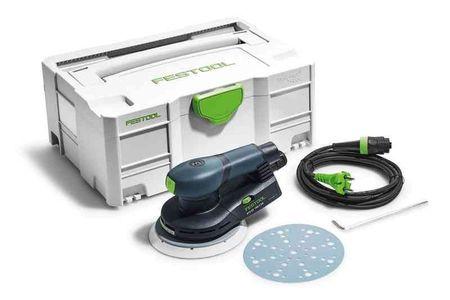 Festool Slefuitor cu excentric ETS EC 150/3 EQ-Plus