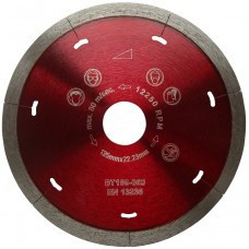Disc diamantat taieri rapide (speed cut), diam. 115mm - Super Premium - Placi ceramice dure - 3907.115