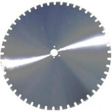 Disc diamantat materiale de constructii, diam. 650mm - Standard - Caramida