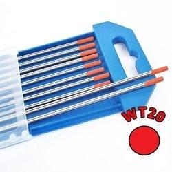 Electrozi wolfram WT20 (rosu) d=2.0 mm