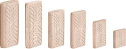 Festool Cepuri din lemn de fag DOMINO D 8x50/100 BU