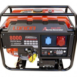 Generator LONCIN LC8000D-A - 7.0 KW 380V