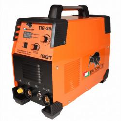 BISONTE Aparat de sudura TIG-300, 15-300A, 400V