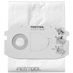 Festool Sac de filtrare SELFCLEAN SC FIS-CT MINI/5