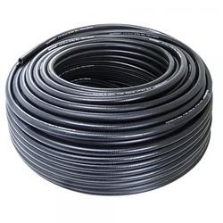 Furtun gaz PVC 5x1.5 mm negru