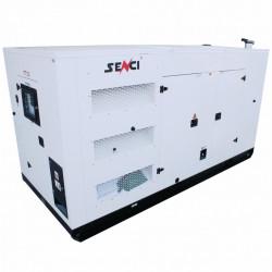 Generator SCDE 250YCS-ATS, Putere max. 250 kVA, 400V, AVR, motor Diesel