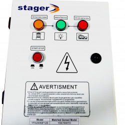 Stager YPA20050F12S automatizare monofazata 50A