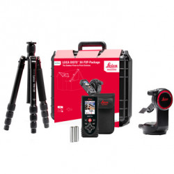 Telemetru Laser 150m Avansat, Disto X4 - Leica