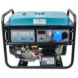 Generator de curent 5.5 kW, KS 7000E-G Hybrid - Konner and Sohnen