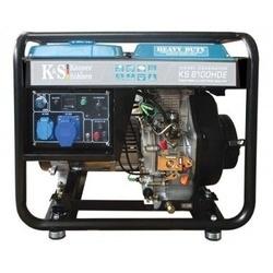Generator de curent diesel 6.5 kW, KS 8100DE-HD - Konner and Sohnen