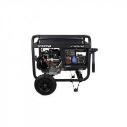 Generator de curent trifazat HYUNDAI HY9000LEK-3