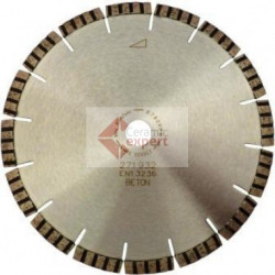 Disc diamantat Sandwich Turbo Laser, diam. 230mm - Premium - Beton armat
